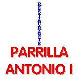 Parrilla Antonio I